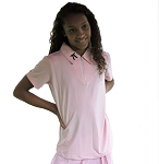 Sephlin - Jayde Pink Professional Polo