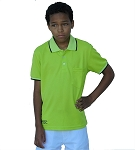 Droc 'Brilliant Lime' Professional Polo