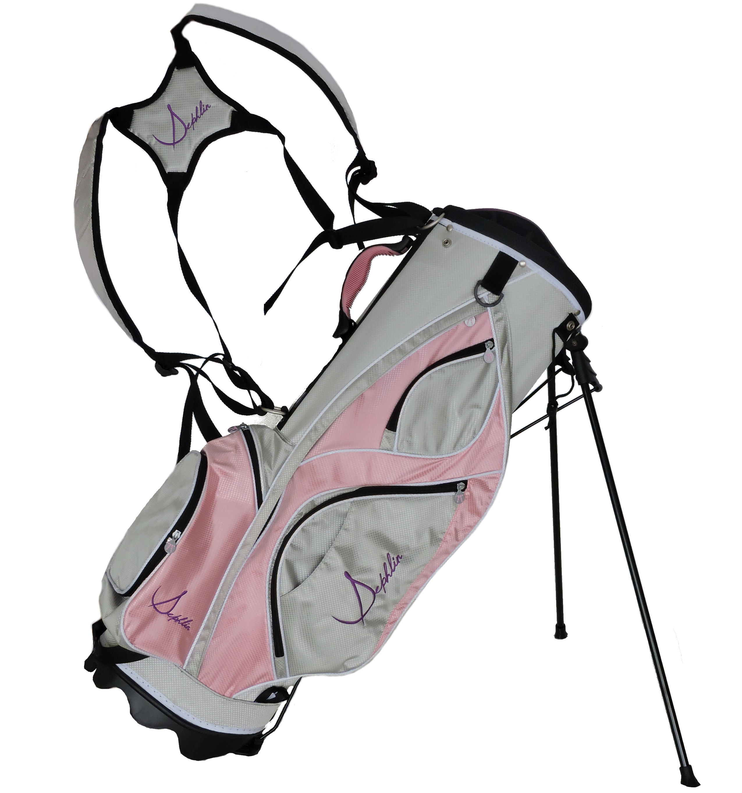 Sephlin - Sephlin Wo Golf Bag on cartoon hat, cartoon men, cartoon bowling bag, cartoon camera, cartoon star, cartoon golfer, cartoon tennis bag, cartoon gloves, cartoon nut sack, cartoon wine bag, cartoon pool bag, cartoon butterfly, cartoon putter, cartoon school bag, cartoon beach bag, cartoon clubs, cartoon mother, cartoon traveling bag, cartoon baseball bag, cartoon shorts,