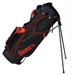 DBOT5 - Black & Red Stand Bag Super Sale**Free Shipping