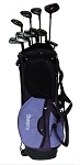 DROC - Droc Series *13*  Pcs Golf  Clubs Set & Velvet Golf Bag RH