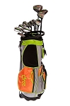 DROC - Dimond Series *13*  Pcs Golf Club Set &  Bag Age 11 - 14 Right Handed