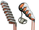 DROC - Dimond Series  Ages 11-14 RH*13*  Pcs Golf Club Set  Right Handed