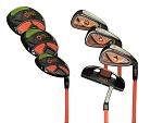 DROC - NOA Series AGE 6-10 RH *7*  Pcs Golf Club Set   Right Handed