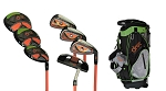 DROC - NOA Series *7*  Pieces Right Golf Clubs Set & Golf Bag Right Handed   Ages 6-8