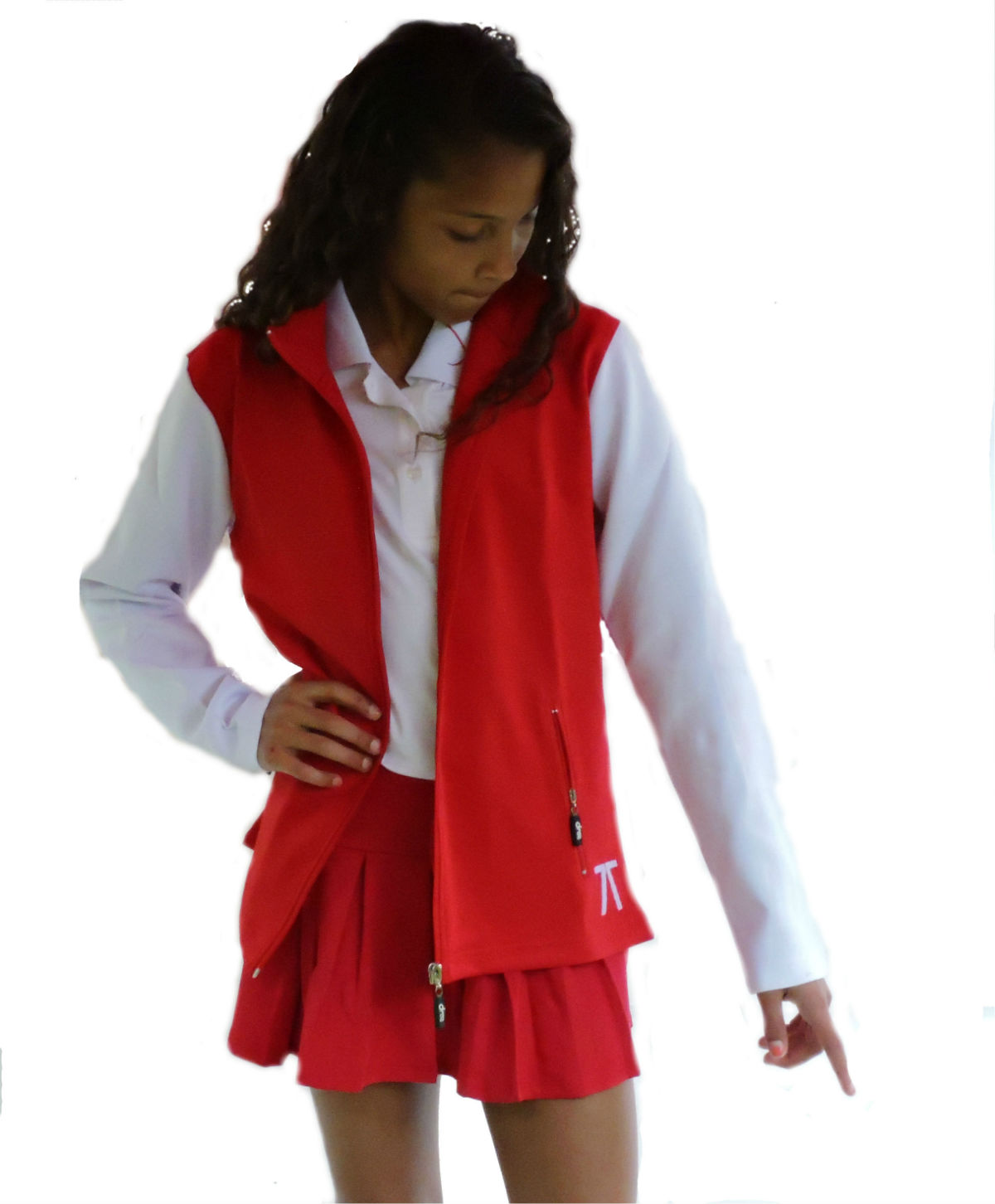 Sephlin - Lady E Women Rose Red Vest