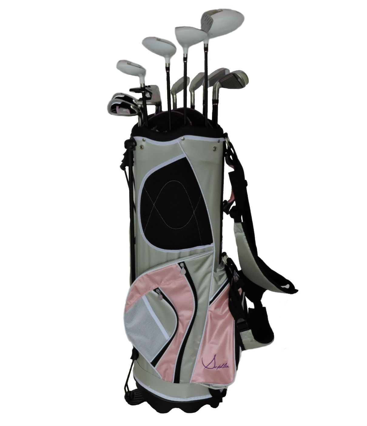 Sephlin Signature Womens Golf Club *13* Pcs Set and Golf Bag RH